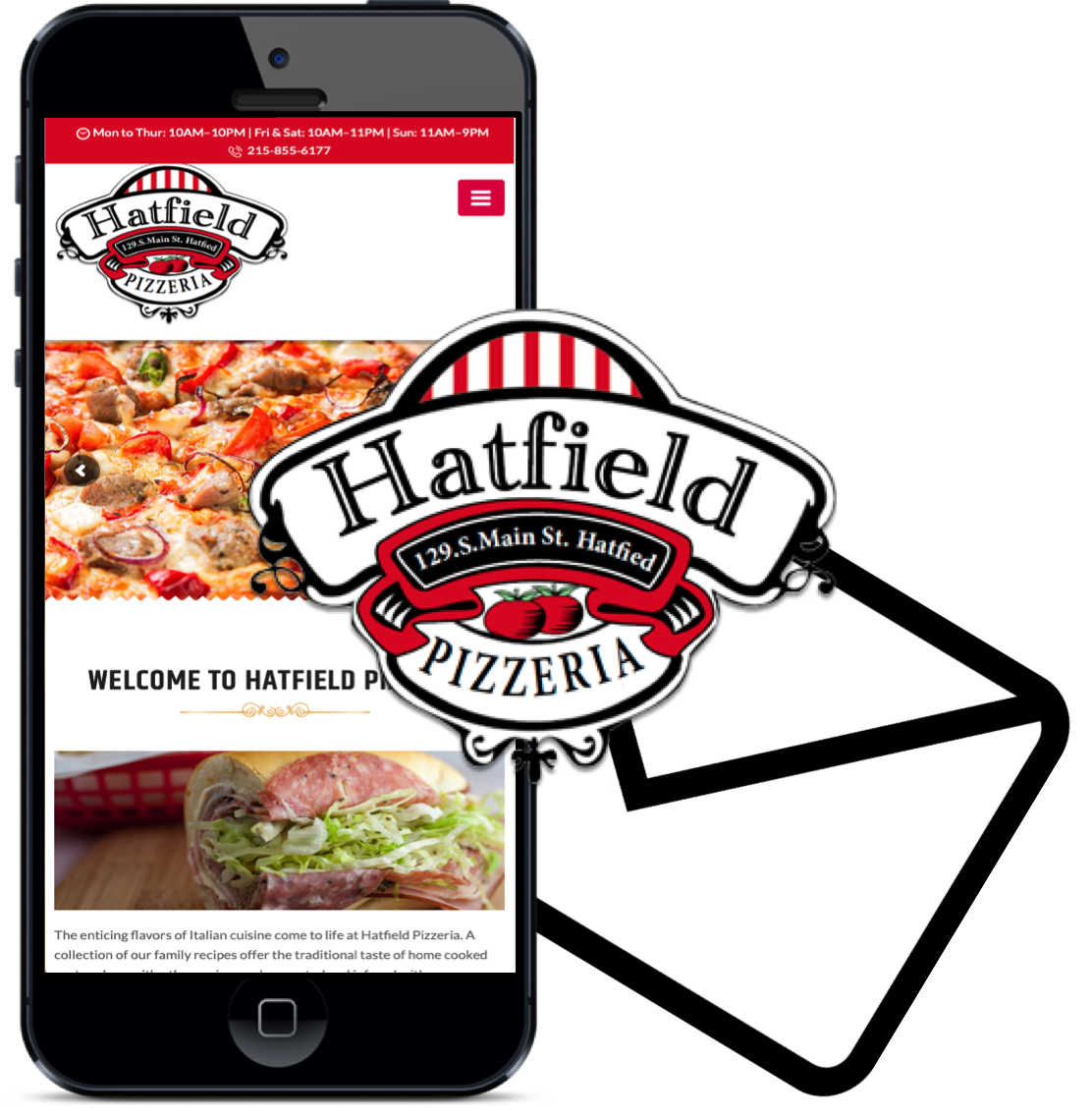 VIP Benefits - Hatfield Pizzeria and Italian Restaurant